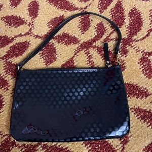 kate spade Bags - Kate Spade Black Pouch with Strap